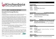Kirchenbote 06 - Se-goerwihl.de