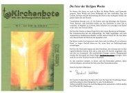 Kirchenbote 03 - Se-goerwihl.de
