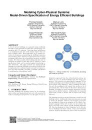 Model-Driven Specification of Energy Efficient Buildings - Software ...