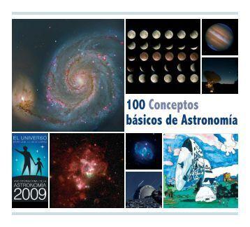 100 Conceptos básicos de Astronomía - SEA | Sociedad Española ...