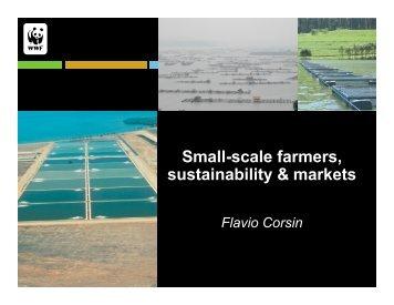 Speaker 5 - Flavio Corsin - Seafood Choices Alliance