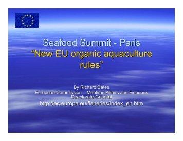 Richard Bates - Seafood Choices Alliance