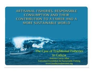 Antonio Garcia Allut - Seafood Choices Alliance
