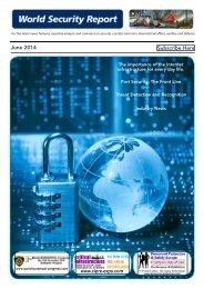 World Security Report June 2014