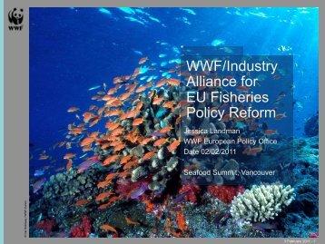 Jessica Landman presentation - Seafood Choices Alliance