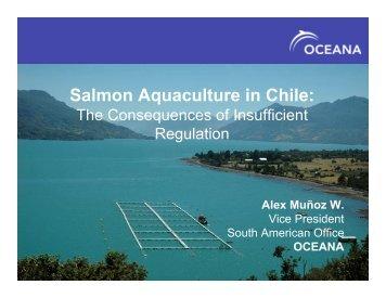 Alex Munoz - Seafood Choices Alliance