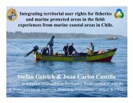Stefan Gelcich - Seafood Choices Alliance