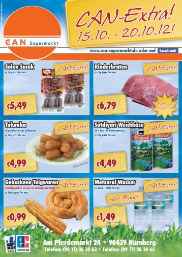 CAN-Extra! - CAN Supermarkt