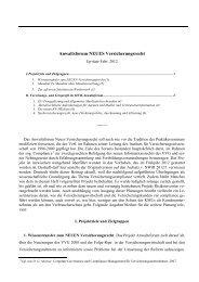 Anwaltsforum NEUES Versicherungsrecht - Nwir.de