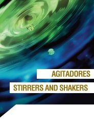 AGITADORES STIRRERS AND SHAKERS