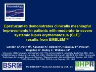 Epratuzumab Demonstrates Clinically Meaningful Improvements in ...