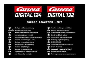30360 AdApter Unit - Carrera