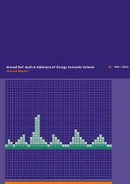 self audit 00 - the Sustainable Energy Authority of Ireland