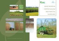 short rotation coppice willow best practice guidelines - Irish Farmers ...