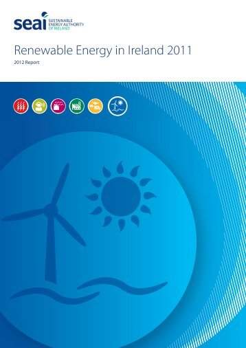 Renewable Energy in Ireland - 2011 (size 1.5 MB) - the Sustainable ...