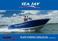 to Download the Latest Plate Xtreme Brochure - Sea Jay Aluminium ...