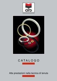 CATALOGO - GFD - Gesellschaft für Dichtungstechnik mbH