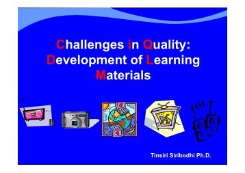 Challenges in Learning Materials.1