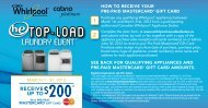 receive your Pre-Paid Mastercard® Gift - Sears Canada