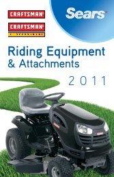 Riding Equipment - Sears Canada