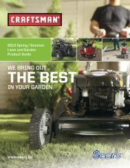 Learn more - Sears Canada