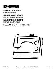 sewing machine maquina de coser machine à coudre - Fichier PDF