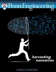 harvesting nanowires - the School of Engineering and Applied ...