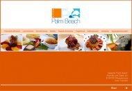 Bankett Mappe - Seaside Hotels