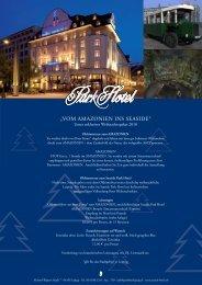 Weihnachtspackage 2010 - Seaside Hotels