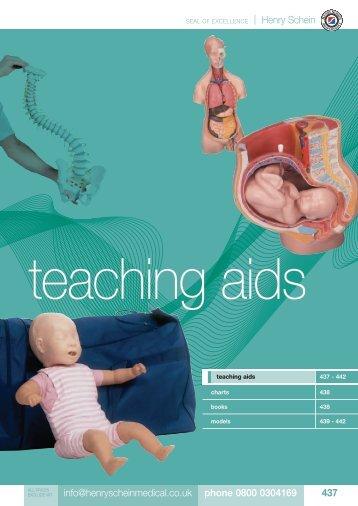 26. Teaching Aids - Henry Schein