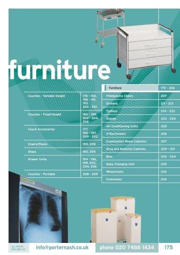 furniture - Henry Schein