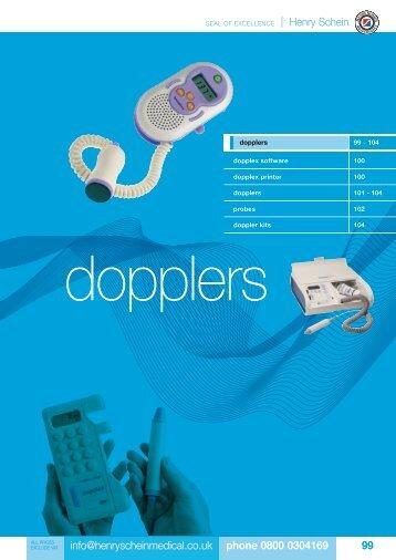 8. Dopplers - Henry Schein