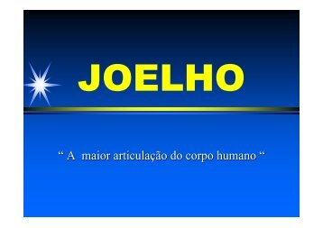 Joelho Condromalacia Plica - Luzimar Teixeira