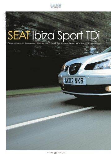 seat ibiza sc trophy technical manual rh yumpu com Usuario Reserva De Viajes Un Usuario