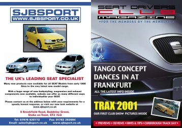 Magazine Issue 1.pdf - SEATCupra.net