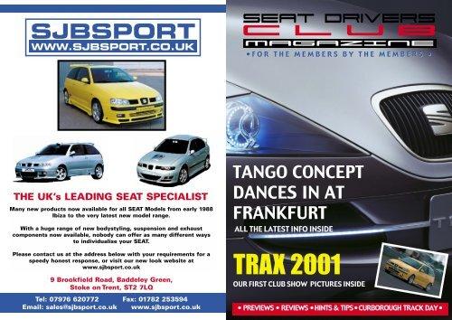 Seat Toledo MK1 Hatch HD Trade Spoiler Front Window Windscreen Wiper Blades
