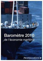 Baromètre 2010 - Sea to Sea