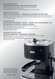 CoFFee mAker eCo310 ImportAnt InStruCtIonS ... - Home Depot