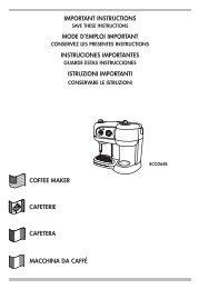 User Manual - BeverageFactory.com