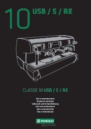 USB / S / RE - Seattle Coffee Gear