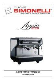 LIBRETTO ISTRUZIONI COMPACT - Seattle Coffee Gear
