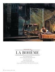 LA BOHÈME - Seattle Opera