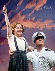 Annual Report 2009/10 - Seattle Opera