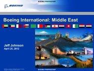 Boeing International - Trade Development Alliance of Greater Seattle