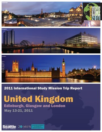 2011 – Scotland and England, United Kingdom - Trade ...