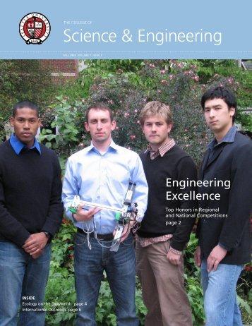 Science & engineering - Seattle University