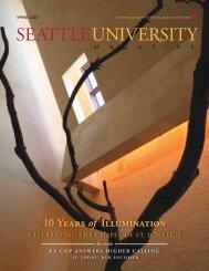 10 Years of Illumination - Seattle University