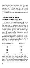 Water Efficiency for your Home - RainHarvest Systems - Page 7