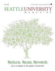 Reduce, Reuse, Rewards - Seattle University