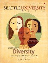 Assessing How We Define Diversity - Seattle University